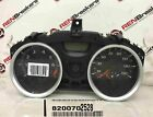 Renault Megane 2006-2008 Instrument Panel Dials Gauges Clocks 110K 8200702528