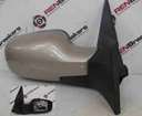 Renault Megane Converitble 2002-2008 Drivers OSF Wing Mirror Beige TED11 Folding