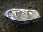 Renault Megane Convertible 2002-2006 Drivers OSF Front Headlight Lens