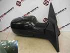 Renault Megane Convertible 2002-2008 Drivers OS Wing Mirror Black 676