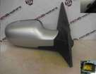 Renault Megane Convertible 2002-2008 Drivers OS Wing Mirror Silver TED69