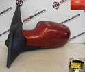 Renault Megane Convertible 2006-2008 Passenger NS Wing Mirror Red TEB76