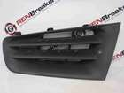 Renault Megane Convertible 2006-2008 Passengers NSF Front Bumper Grille Insert