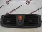Renault Megane MK3 2008-2014 Centre Heater Vent Hazard Switch