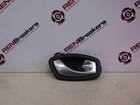 Renault Megane MK3 2008-2014 Drivers OSF Front Door Handle Open Chrome