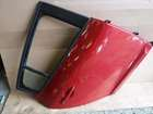Renault Megane MK3 2008-2014 Drivers OSR Rear Door Red TENNJ