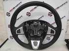 Renault Megane MK3 2008-2014 Steering Wheel Cruise Control Silver Inserts