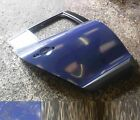 Renault Megane MK3 Hatchback 2008-2014 Drivers OSR Rear Door Blue 460