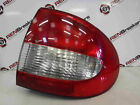 Renault Megane Saloon 1999-2002 Drivers OSR Body Rear Light Lens 7700428059