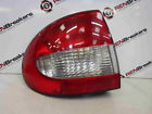 Renault Megane Saloon 1999-2002 Passenger NSR Body Rear Light Lens 7700428058
