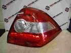 Renault Megane Saloon 2002-2008 Drivers OSR Rear Light Lens 8200142681