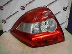 Renault Megane Saloon 2002-2008 Passenger NSR Rear Light Lens 8200142682