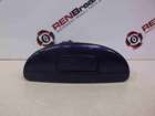 Renault Megane Scenic 1999-2003 Boot Lock Button  Mechanism Blue TEF43