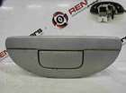 Renault Megane Scenic 1999-2003 Boot Lock Button Mechanism Silver 632