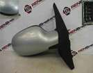 Renault Megane Scenic 1999-2003 Drivers OS Wing Mirror Silver 632 Electric