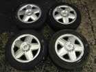 Renault Megane Scenic 1999-2003 Saros Alloy Wheel Set X4 15inch