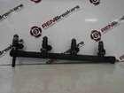 Renault Megane Scenic 2003-2009 1.4 16v Petrol Fuel Injectors X4 Set + Rail