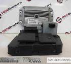 Renault Megane Scenic 2003-2009 1.6 16v ECU SET UCH BCM + 2 Key Cards 8200321263