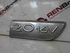 Renault Megane Scenic 2003-2009 2.0 16v Drivers OSF Door Moulding Bullet Trim