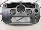 Renault Megane Scenic 2003-2009 Centre Dashboard Console Heater Vents Silver