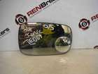 Renault Megane Scenic 2003-2009 Drivers OS Wing Mirror Glass