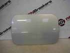 Renault Megane Scenic 2003-2009 Fuel Flap Cover Silver 632