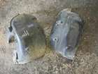 Renault Megane Scenic 2003-2009 Passenger NSF Arch Liners Both Parts