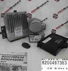 Renault Modus 2004-2008 1.5 DCi ECU SET UCH BCM Steering + Key Fob 8200398934