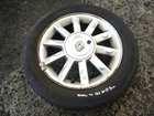 Renault Modus 2004-2008 Alloy Wheel Kimono 15inch + Tyre 185 60 15 7mm Tread