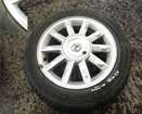 Renault Modus 2004-2008 Alloy Wheel Kimono 15inch 3/5