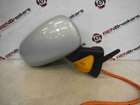 Renault Modus 2004-2008 Drivers OS Wing Mirror Silver 632