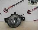Renault Modus 2004-2008 Drivers OSF Fog Light Lens
