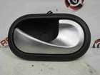 Renault Modus 2004-2008 Drivers OSF Front Interior Door Handle Chrome