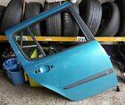 Renault Modus 2004-2008 Drivers OSR Rear Door Green Blue TEJ42