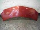 Renault Modus 2004-2008 Front Bonnet Red TEB76