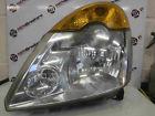 Renault Modus 2004-2008 Passenger NSF Front Headlight Lens Cloudy