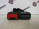 Renault Modus 2004-2008 Passenger NSR Rear Buckle Red Black