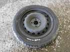 Renault Modus 2004-2008 Steel Wheel Rim + Tyre 165 65 15 6mm Tread
