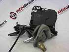 Renault Scenic 1999-2003 Drivers OSF Front Seat Belt Light Grey