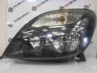 Renault Scenic 1999-2003 Passenger NSF Front Headlight Black Backing Cloudy