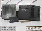 Renault Scenic 2003-2009 1.5 dCi ECU SET UCH BCM Immobiliser + Key Card