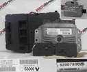 Renault Scenic 2003-2009 1.6 16v ECU SET UCH BCM Immobiliser + 2 Key Cards