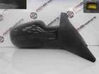 Renault Scenic 2003-2009 Drivers OS Wing Mirror Black 676