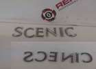 Renault Scenic 2003-2009 Rear Boot Badge Letters Emblem