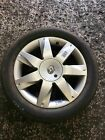Renault Scenic 2006-2009 Steppe Alloy Wheel + Tyre 205 55 17inch 6mm 5 STUD