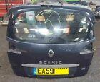 Renault Scenic MK3 2009-2012 Rear Tailgate Boot Grey TEB66