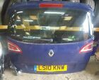 Renault Scenic MK3 2009-2013 Rear Tailgate Boot Blue OV460