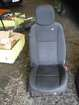 Renault Scenic MK3 2009-2016 Drivers OSF Front Chair Seat