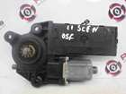Renault Scenic MK3 2009-2016 Drivers OSF Front Window Motor