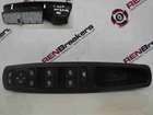Renault Scenic MK3 2009-2016 Drivers OSF Front Window Switch + Panel